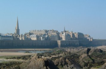 St Malo's view